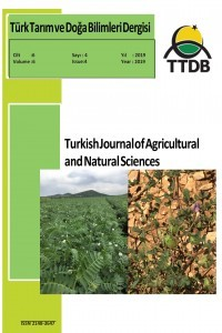 Turkish Journal of Agricultural and Natural Sciences