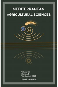 Mediterranean Agricultural Sciences